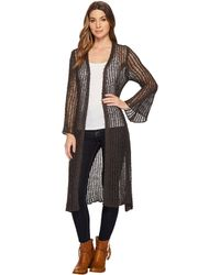 Ariat - Shannon Cardigan (charcoal Gray) Women's Sweater - Lyst