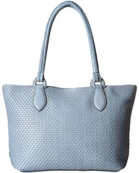 a3aa02b30 Cole Haan - Bethany Weave Medium Tote (sequoia) Bags - Lyst