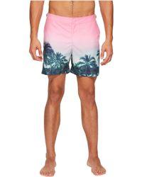 Orlebar Brown - Bulldog Photographic Swim Trunk (palms Aplenty) Men's Swimwear - Lyst
