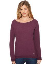 Arc'teryx - Mini-bird Sweatshirt - Lyst