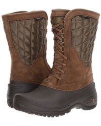 The North Face Women's Shellista Ii Waterproof Boot EVF1pXvsq