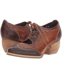 Spring Step - Gabriel (brown) Women's Shoes - Lyst