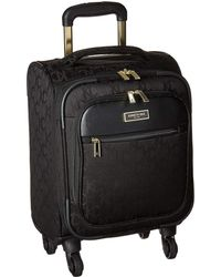 Kenneth Cole Reaction - 16 Kc Street Polyester Underseater (black) Carry On Luggage - Lyst