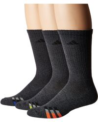 adidas - Cushioned Color Crew Socks 3-pack - Lyst
