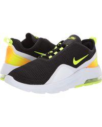 separation shoes 914b0 7fc3f Nike - Air Max Motion 2 (black volt white total Orange)