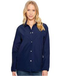 Herschel Supply Co. - Coach (peacoat) Women's Coat - Lyst