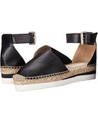 See By Chloé - Sb26150 (bordeaux Natural Calf) Women's Shoes - Lyst