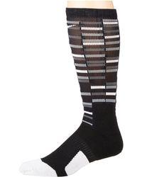 best sneakers 2d6a0 abab1 Nike - Elite Crew Basketball Socks (university Red white black) Crew Cut