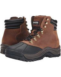 Propet - Blizzard Mid Lace (brown/black) Men's Boots - Lyst