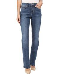 NYDJ - Marilyn Straight Jeans In Heyburn Wash - Lyst