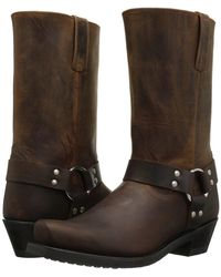 Old West Boots - Harness Boot - Lyst