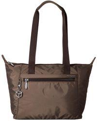Hedgren - Meagan Medium Tote (dress Blue) Tote Handbags - Lyst