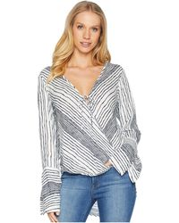 Lucy Love - Can't Touch This Top (cottage White) Women's Clothing - Lyst