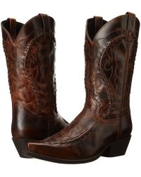 Laredo - Laramie (rust) Cowboy Boots - Lyst