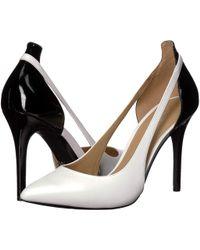 7a4277f8191 Stuart Weitzman. Cersei Platform Sandals.  475. Shopbop · MICHAEL Michael  Kors - Cersei Pump (truffle black Vachetta patent) Women s Shoes
