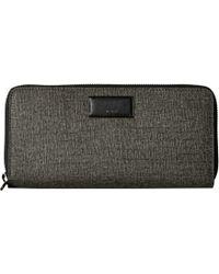 Tumi - Belden Zip-around Continental (earl Grey 1) Handbags - Lyst