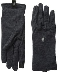 Smartwool - Nts Mid 250 Gloves (charcoal Heather) Wool Gloves - Lyst