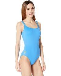 bcff8a02da39c Polo Ralph Lauren - Modern Solid Martinique One-piece (sun) Women s  Swimsuits One
