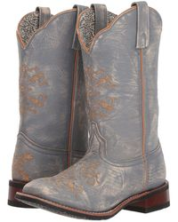 19c310a3f74 Lyst - Laredo Coraline Cowgirl Boot 5678 in Gray