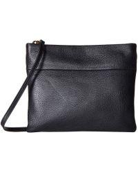 The Sak - Tomboy Convertible Clutch By Collective (black) Clutch Handbags - Lyst