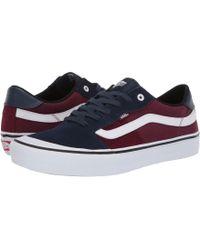 c2198e490550 Vans - Style 112 Pro (dress Blues port Royale) Men s Skate Shoes -