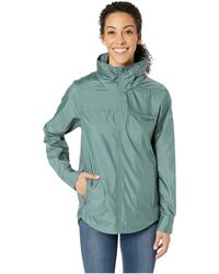 87fcbd03d Columbia Sustina Springs Plus Size Windbreaker in Blue - Save 33% - Lyst