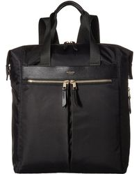 Knomo - Mayfair Chiltern Expandable Backpack/tote - Lyst