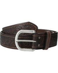 Ariat - Holden (brown) Men's Belts - Lyst