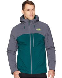 The North Face - Thermoball(r) Triclimate(r) Jacket (tnf Dark 0e0633744