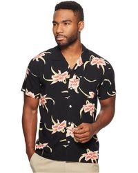 Huf - Rakuen Short Sleeve Shirt - Lyst