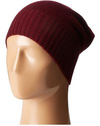 Hat Attack | Cashmere Slouchy | Lyst