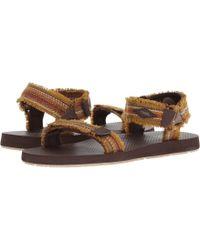 Flojos - Pascule (brown/mexiblanket) Men's Shoes - Lyst