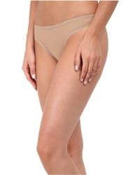 On Gossamer - Gossamer Mesh Hip G Thong 3522 - Lyst
