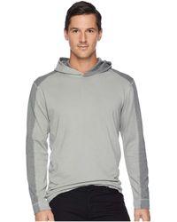 Mod-o-doc - Poche Cashmere Interlock Hoodie (parisian) Men's Sweatshirt - Lyst