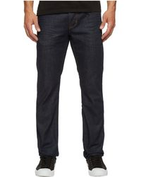 Hudson Jeans - Byron Straight Zip Fly In Anonymous - Lyst