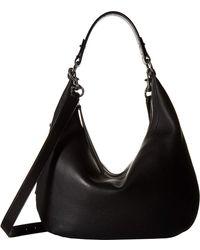 Rebecca Minkoff - Michelle Hobo (black 2) Hobo Handbags - Lyst d02d7ad7c8962