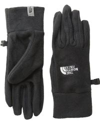 The North Face - Women's Tka 100 Glove (tnf Black) Extreme Cold Weather Gloves - Lyst