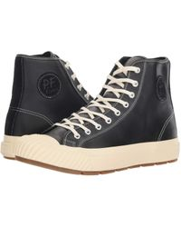 PF Flyers - Grounder Hi (moroccan Tile) Men's Lace Up Casual Shoes - Lyst