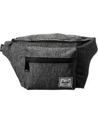 Herschel Supply Co. - Seventeen (black) Travel Pouch - Lyst