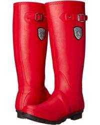 Kamik - Jennifer (dark Red) Women's Rain Boots - Lyst