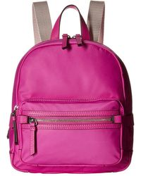 Vince Camuto - Patch Nylon Small Backpack (nero) Backpack Bags - Lyst
