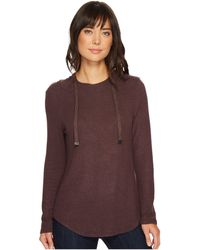 B Collection By Bobeau - Kay Cozy Hoodie - Lyst