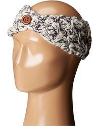 San Diego Hat Company - Knh3442 Chunky Marled Knit Headband (camel) Headband - Lyst