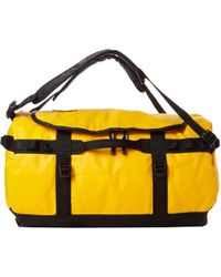 The North Face - Base Camp Duffel - Small (tnf Red/tnf Black) Duffel Bags - Lyst
