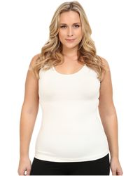 Spanx - Plus Size In And Out Tank Top (very Black) Women's Sleeveless - Lyst