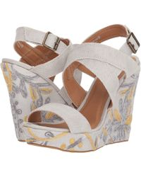 Not Rated - Cassia (white) High Heels - Lyst