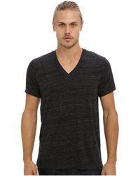 Alternative Apparel - Boss V-neck Tee (eco Ivory) Men's Short Sleeve Pullover - Lyst