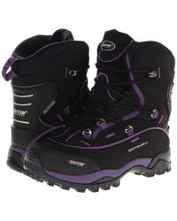 Baffin - Snosport (black/plum) Women's Cold Weather Boots - Lyst