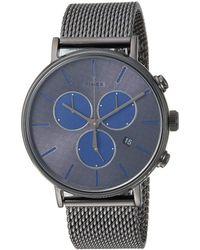 Timex - Fairfield Chrono Supernova (silver) Watches - Lyst