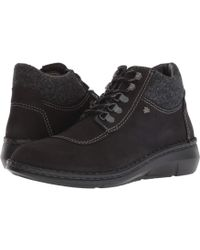 Finn Comfort - Berikon (black/anthrazit) Women's Shoes - Lyst